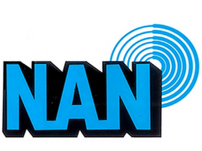 Photo of the NAN logo