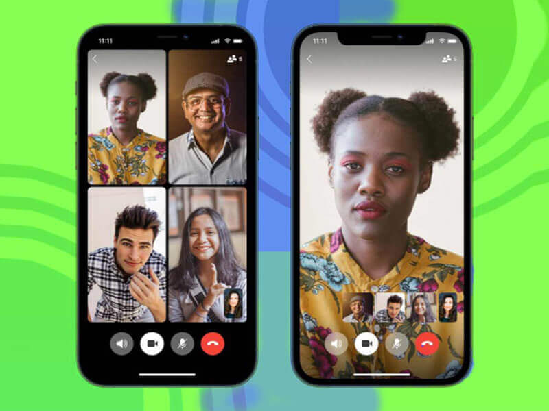 Group video calls available now on Signal